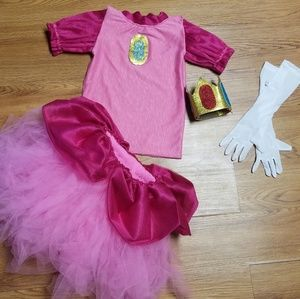 WAHM Princess Peach Costume, Super Mario Bros